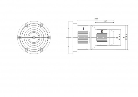 B&M SKM-DST Stufenspannkopf, technische Daten